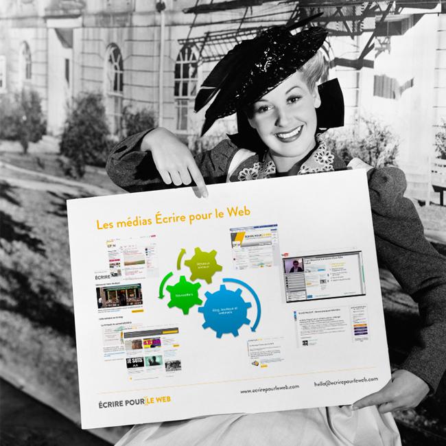 Médiakit Ecrire pour le Web
