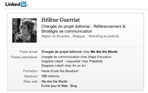 Optimiser votre profil LinkedIn pour le référencement