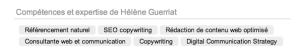 optimisez votre profil linkedin pour le référencement