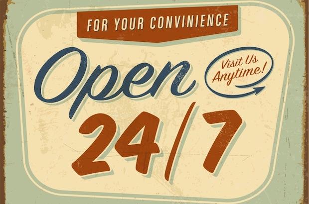 Référencement local: restez disponible non-stop pour vos clients ou prospects