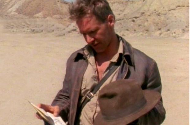 N'est pas Indiana Jones qui veut !