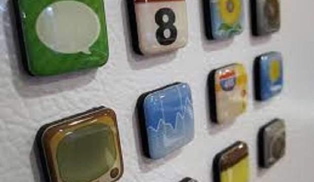 les marques et les applications mobiles