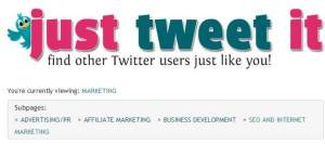 justtweet It