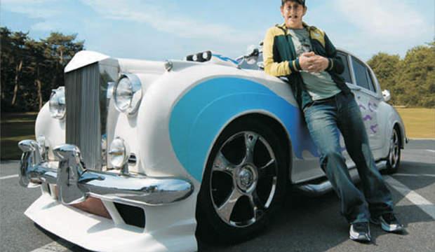 Rolls Royce Euromillions