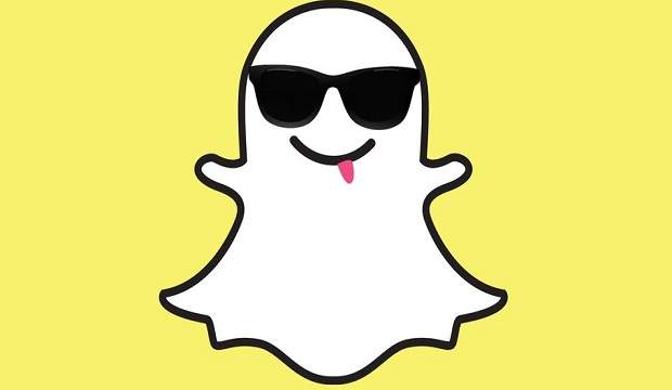 L'app mobile Snapchat-We Are the Words