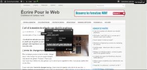 WhatFont: L'extension qui identifie une police de caractères