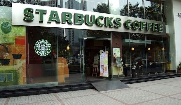 Le logo Starbucks sous toutes ses coutures