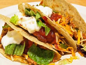Trois Tacos