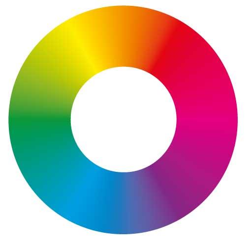 Crire pour le web des sites en couleurs - Couleurs opposees cercle chromatique ...