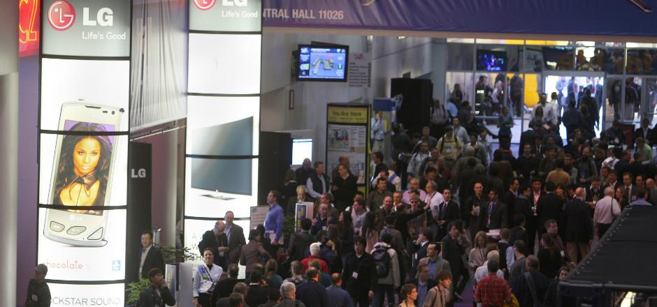 Un invité de marque s'est manifesté lors du CES 2016, le plus grand salon de technologie du monde. Un interlocuteur qui n'est pas venu les mains vides...