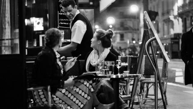 Paris grains de cafe architecture et graines d'ecrivain