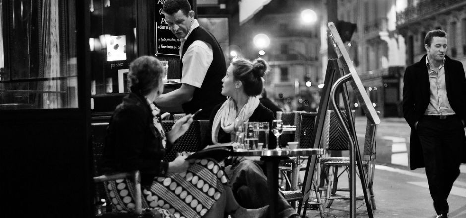 Paris grains de cafe architecture et graines d'ecrivain