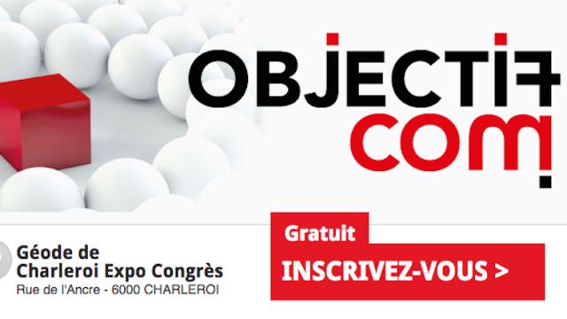Content Marketing Conférence à ObjectiCom 2016 avec Muriel Vandermeulen
