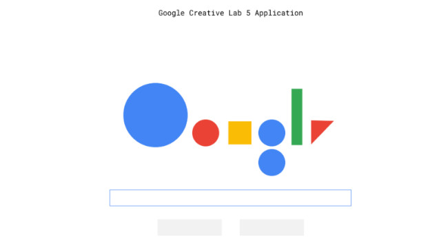 Creative Lab 5 Google recrute