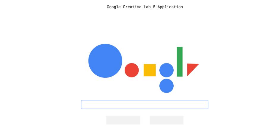 Creative Lab 5 Google recrute