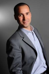 Christophe Decker, co-fondateur de heatmap.me