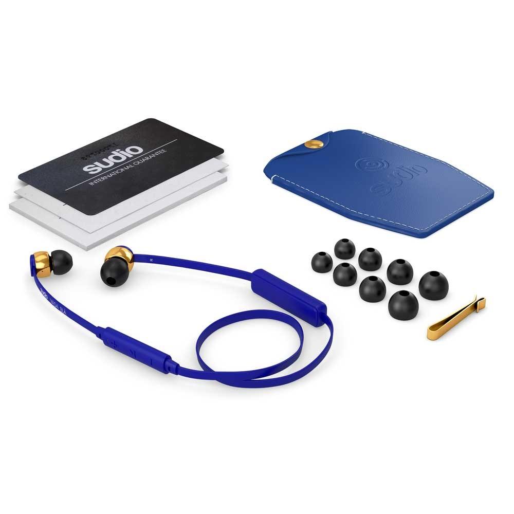 Les écouteurs Bluetooth Vasa Blå de Sudio