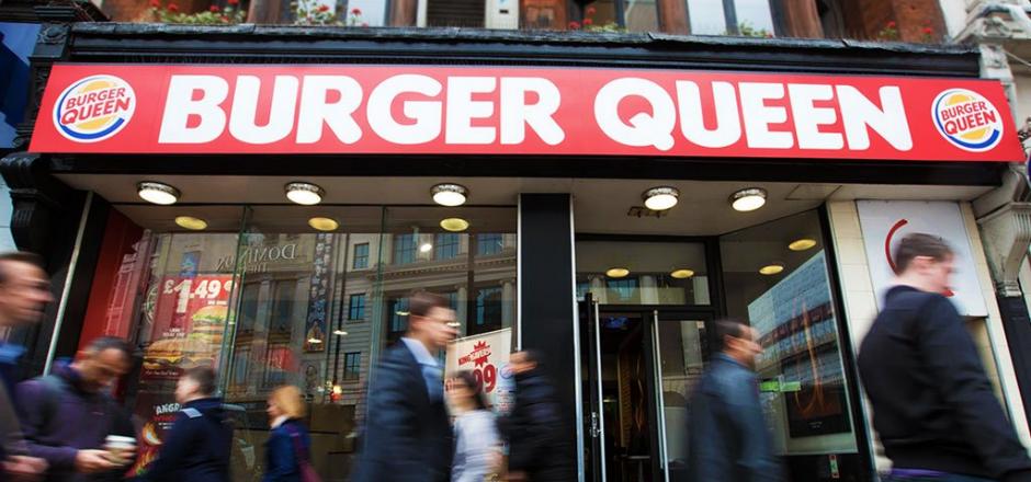 campagne marketing burger king devenu queen