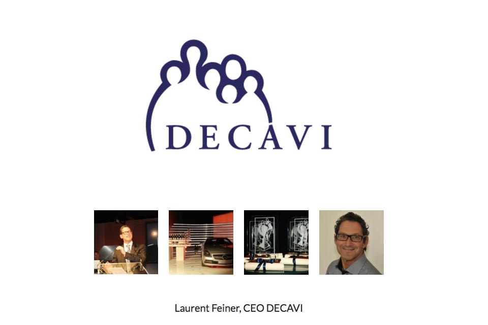 Trophée Digitale DECAVI 2016