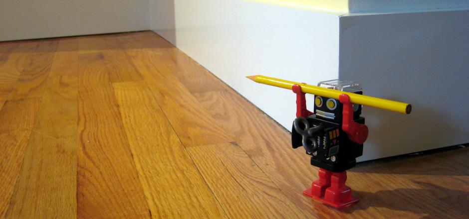 Un robot devenu directeur artistique dans une agence de publicité japonaise, poisson d'avril ou pas? C'est la question qu'on vous pose...