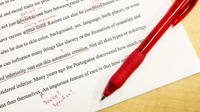 Les 6 types d'édition et de révision de contenu pour des contenus au top