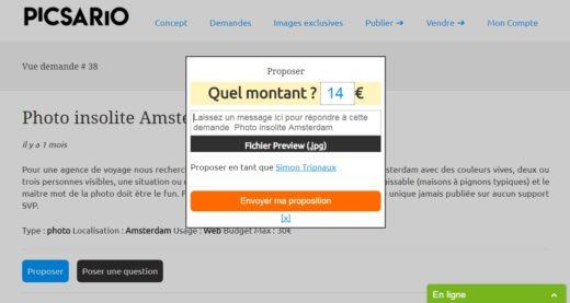 Picsario, la solution pour uberiser les images