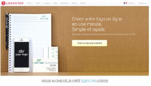 Logaster pour création de logos en ligne en toute rapidité